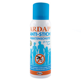 (12,89 EUR/100ml) Ardap Anti-Stich Insektenschutz Spray 100 ml, Hunde