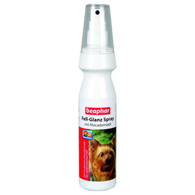 (6,33 EUR/100ml) Beaphar Fell-Glanz Spray 150 ml