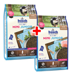 Bosch Mini Junior 3 kg + 3 kg gratis