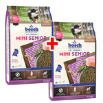 Bosch Mini Senior 2,5 kg + 2,5 kg gratis