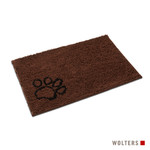 Dogs Gone Smart Dirty Dog Doormat braun