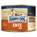 Happy Dog Ente Pur 200 g - 12 Stück