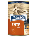 Happy Dog Ente Pur 400 g - 12 Stück