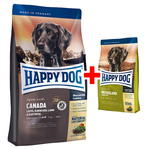 Happy Dog Supreme Sensible Canada 12,5 kg + Neuseeland 300 g