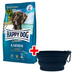 Happy Dog Supreme Sensible Karibik 12,5 kg + Faltnapf gratis