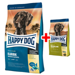 Happy Dog Supreme Sensible Karibik 12,5 kg + Neuseeland 300 g