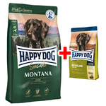 Happy Dog Supreme Sensible Montana 10 kg + Neuseeland 300 g