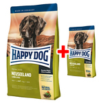 Happy Dog Supreme Sensible Neuseeland 12,5 kg + Neuseeland 300 g
