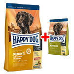 Happy Dog Supreme Sensible Piemonte 10 kg + Neuseeland 300 g