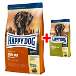 Happy Dog Supreme Sensible Toscana 12,5 kg + Neuseeland 300 g
