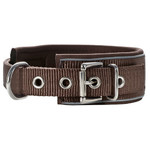 Hunter Halsband Neopren Reflect braun