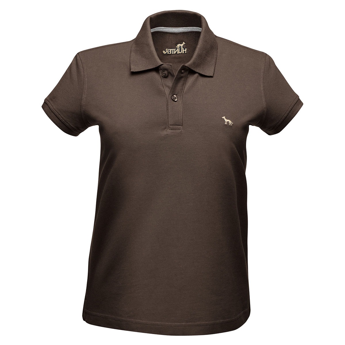 221893baf2d2dc ... coupon code for hunter herren poloshirt braun 59147 fcc7b