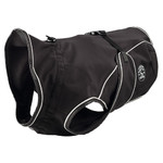 Hunter Hundemantel Uppsala Softshell schwarz