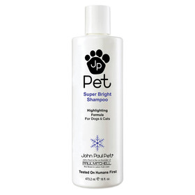 (31,27 EUR/l) John Paul Pet Super Bright Shampoo 473 ml