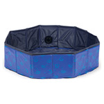 Karlie Doggy Pool Design blau