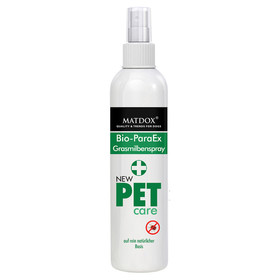 (7,78 EUR/100ml) MATDOX New PET care Grasmilbenspray 190 ml