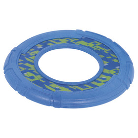 Nobby TPR-Foam Fly Disc Floating blau