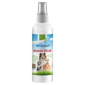 (9,90 EUR/100ml) NovaGard Green Kombispray PLUS Hund 200 ml