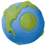 Planet Dog Orbee-Tuff Orbee Ball blau/grün
