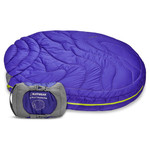 Ruffwear Hundebett Highlands Sleeping Bag? Huckleberry Blue