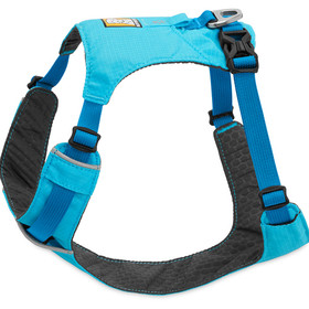 Ruffwear Hundegeschirr Hi & Light™ Harness Blue Atoll, Größe: XXS