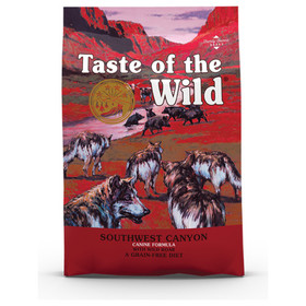 (5,40 EUR/kg) Taste of the Wild Southwest Canyon 12,2 kg