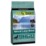 Wildborn Natural Large Breed 15 kg