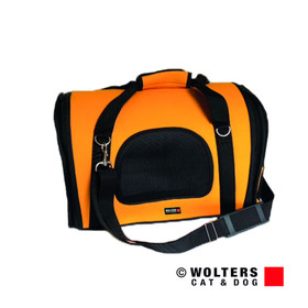 Wolters Sport-Carrier Neoprene mango, Größe: Medium