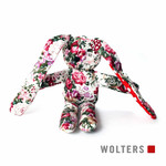 Wolters Vintage Spielzeug Hase